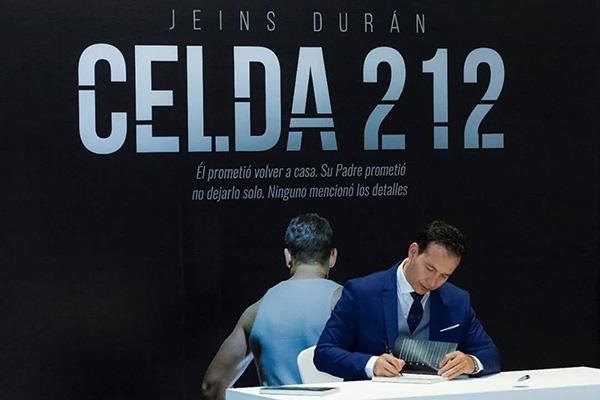 Celda-212-libro-Jeins-Durán-Filbo-2019-literatura-carreta-literaria