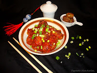 images of Vegetable Manchurian / Chinese Vegetable Manchurian / Veg Manchurian Recipe