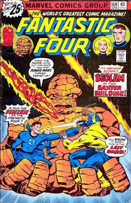 Fantastic Four #169