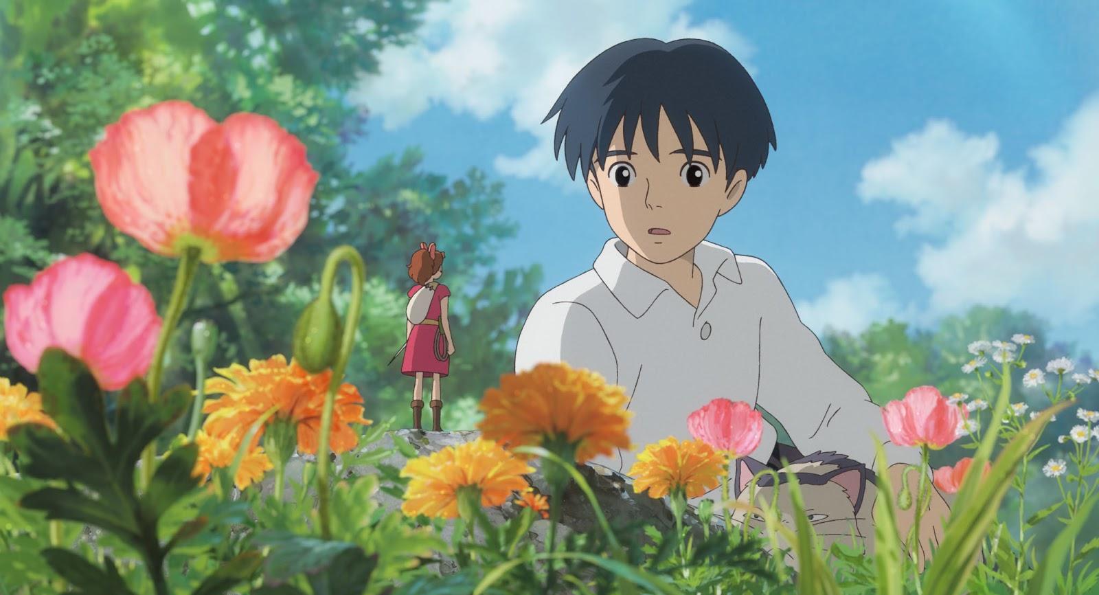 Kết quả hình ảnh cho Karigurashi no Arrietty (The Secret of Arrietty)