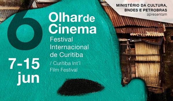 Festival Internacional de Curitiba - Olhar de Cinema