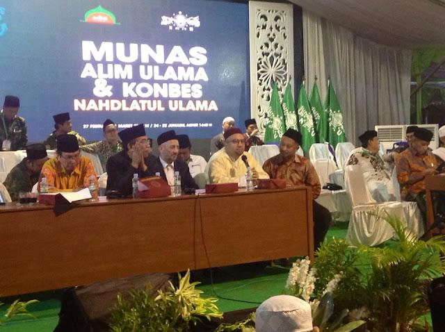 FPI Sok Kritik Munas NU Soal Non Muslim, PBNU: Baca dengan Baik Dulu Baru Komentar