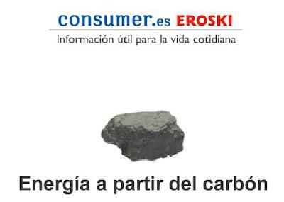 ENERGÍA A PARTIR DEL CARBÓN