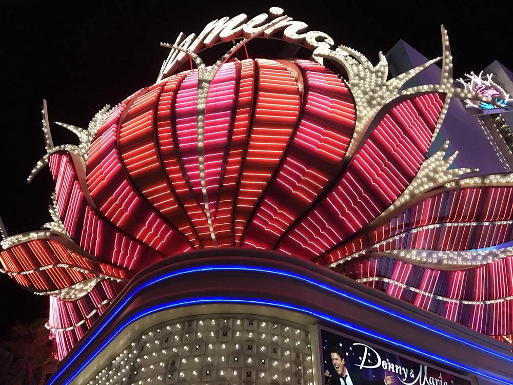 Mitä Las Vegasista jäi käteen? 11