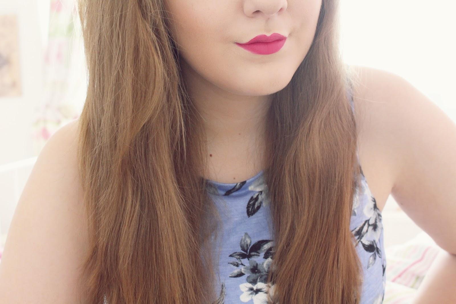 Bourjois Rouge Edition Velvet Lipsticks Review