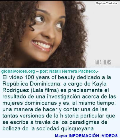 Pioneras, heroínas e iconos de la moda: 100 años de belleza en la República Dominicana contados en
