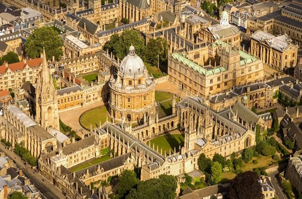 University of Oxford - Oxford , England