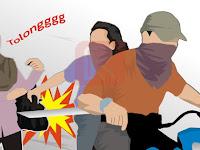 Video: Begal Menjerit-jerit Minta Tolong Sang Bunda
