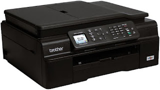 Brother MFC-J470DW Printer Driver Download - Windows, Mac, Linux