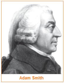 Sejarah Ekonomi - Tokoh Adam Smith