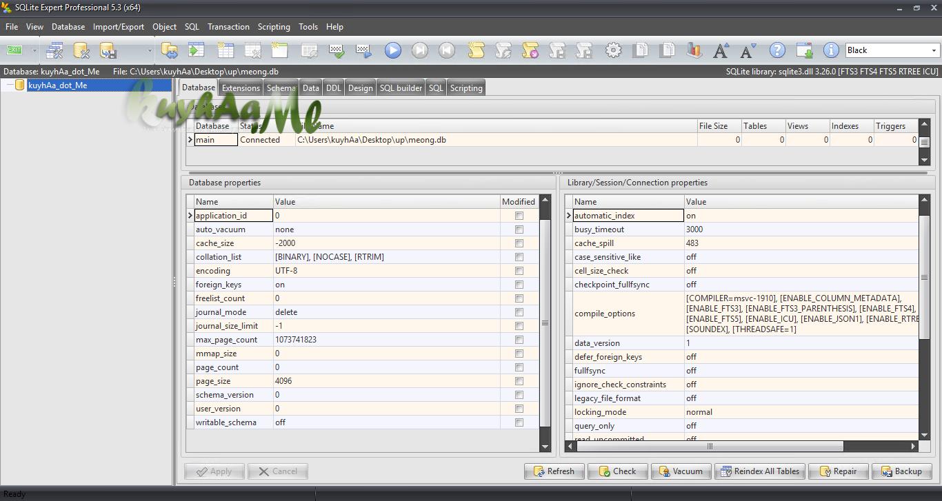 SQLite Expert Professional 5.3.2.377 Full Version