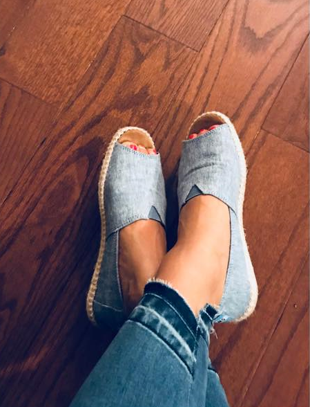 HSN: TOMS Open-Toe Flats only $30 (reg $64) + Free Shipping!