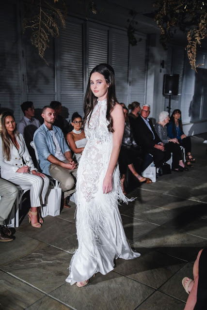 POINTE SHOOT LOVE PHOTOGRAPHY RUNWAY SHOW SUNSHINE COAST BRIDAL GOWN AUSTRALIAN DESIGNER