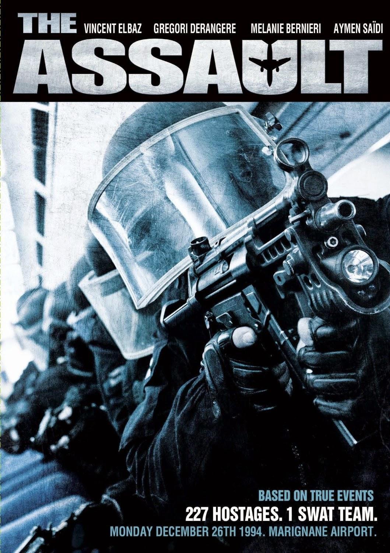 The Assault ปล้นเที่ยวบินเย้ยระฟ้า [HD][พากย์ไทย]