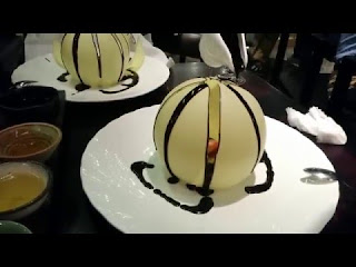 white chocolate sphere recipe