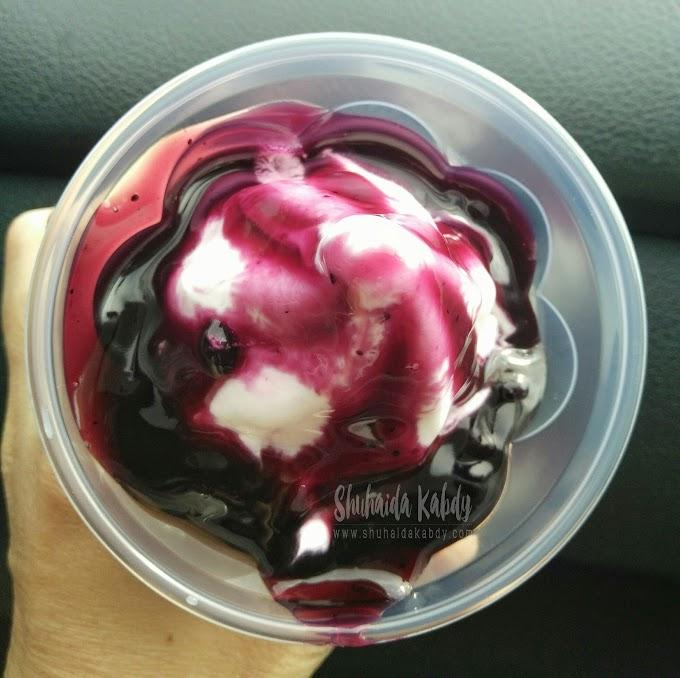 Sundae Blueberry Terbaru Dari McDonalds