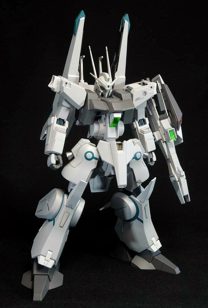 Hguc 1 144 Doven Wolf Uc Ver Custom Build Gundam