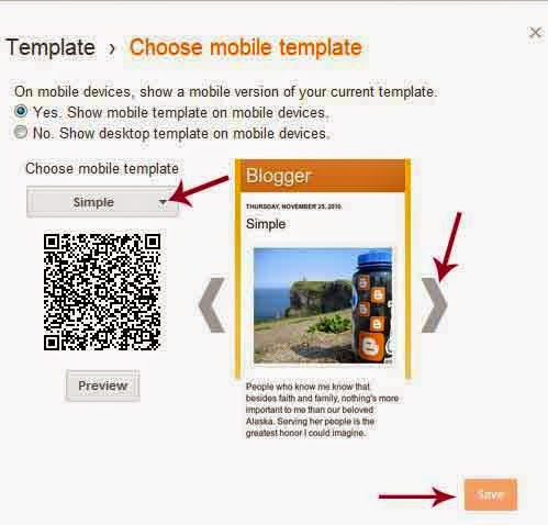 show adsense ads on mobile version for blogger/blogspot