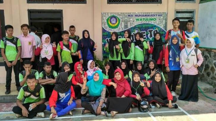 MAM Watulimo: Sekolah di Desa Kualitas Kota (Catatan Siswa Baru MAM Watulimo)