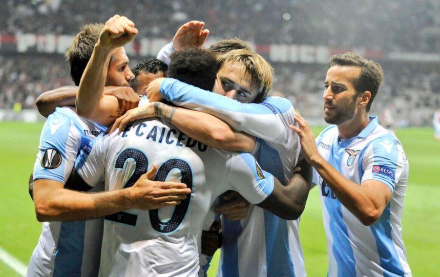 Risultati Europa League: Vincono (e bene) Lazio e Atalanta, pari del Milan a San Siro (tra i fischi)