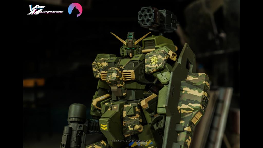 Custom Build: MG 1/100 GUNDAM HAZEL