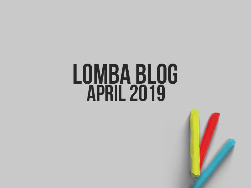 Lomba Blog April 2019