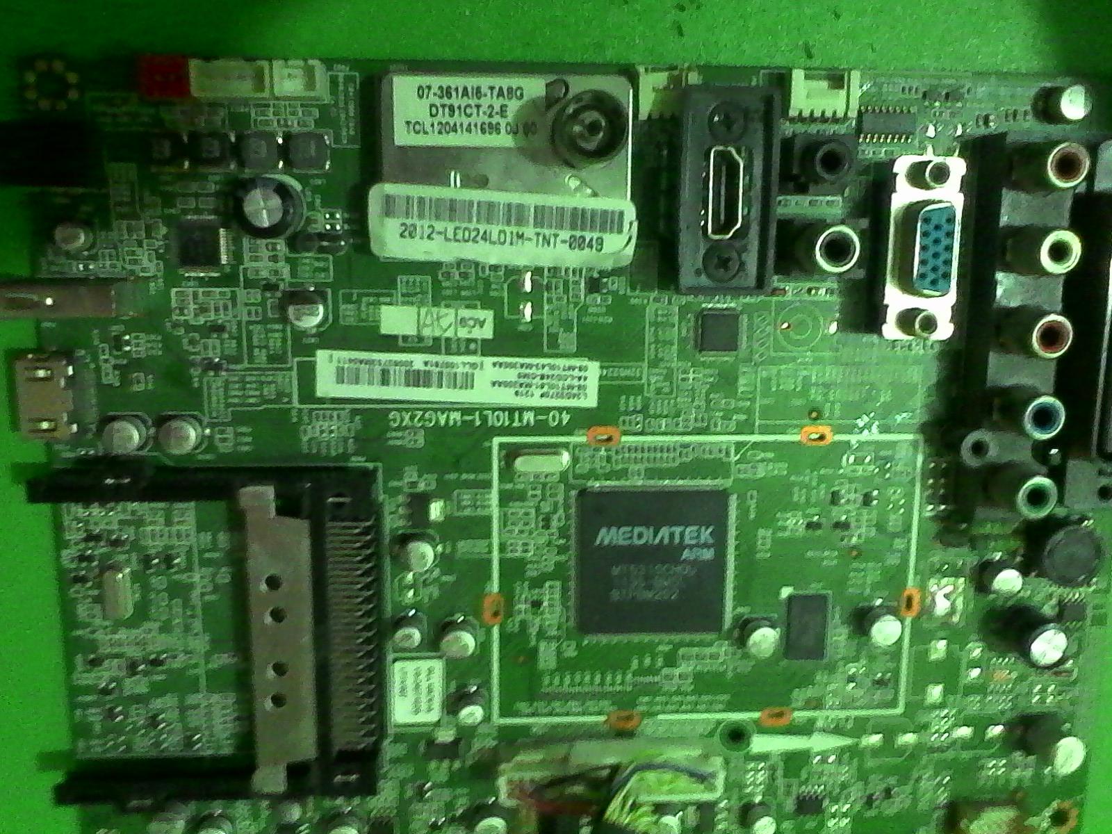 DUMP And EEPROM MAIN Board 40-MT10L-MAG2XG ~ dumpdz