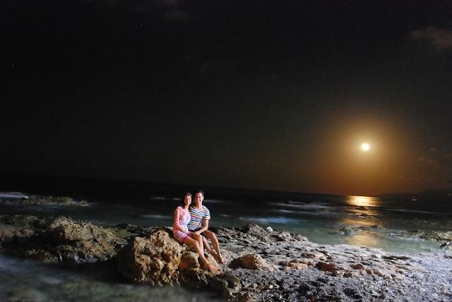 Ночь на Крите.