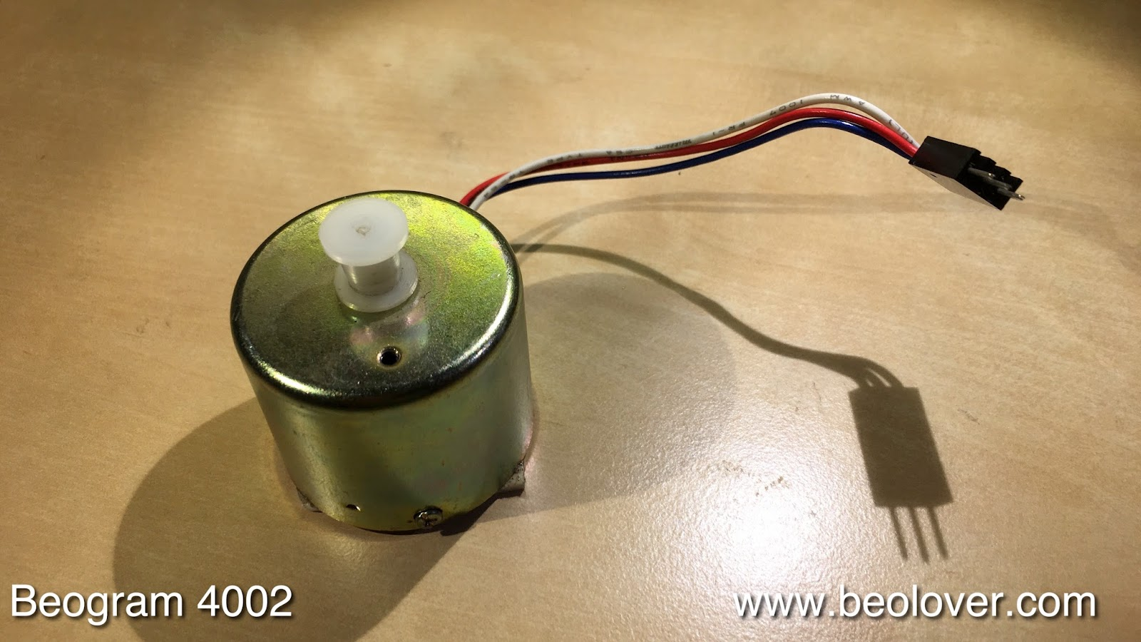 Beolover Beogram 4002 Dc Motor Restoration Oil Infusion
