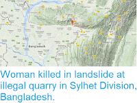 https://sciencythoughts.blogspot.com/2017/11/woman-killed-in-landslide-at-illegal.html