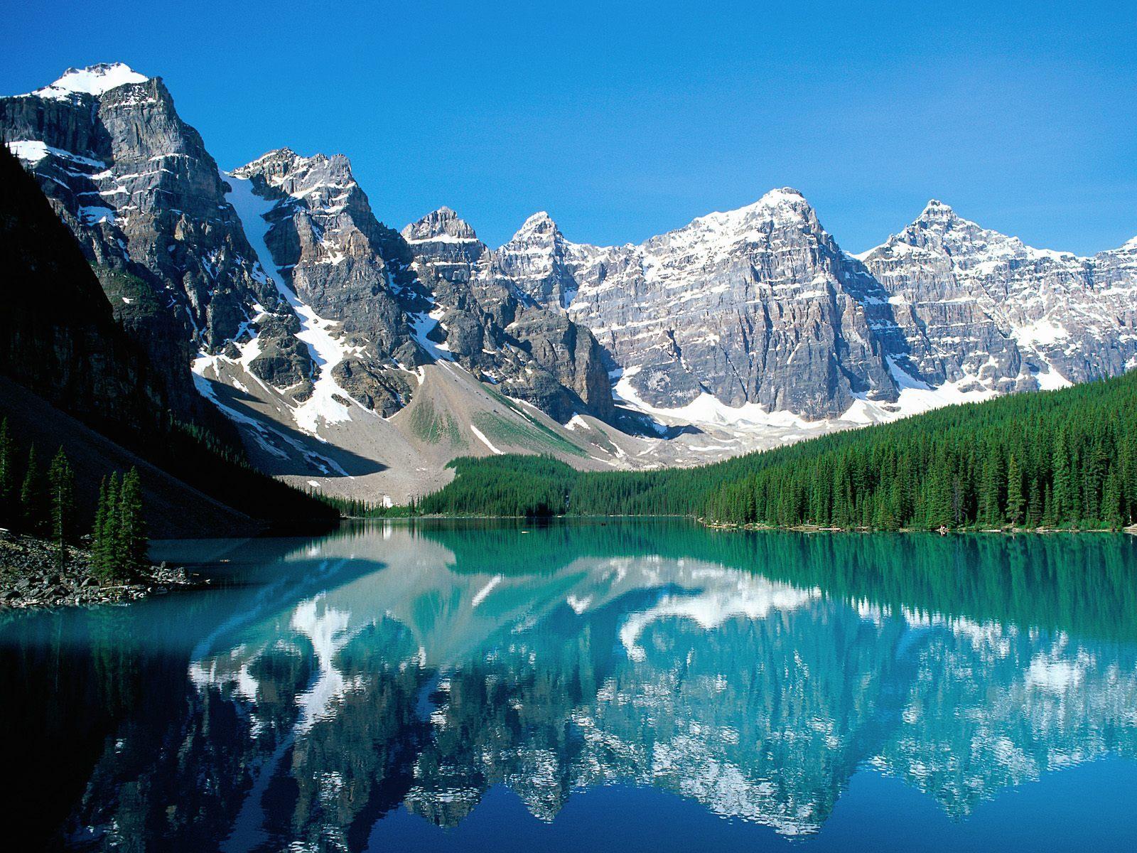 Parque Nacional Banff principais pontos turísticos do Canadá