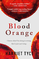 all about Blood Orange by Harriet Tyce