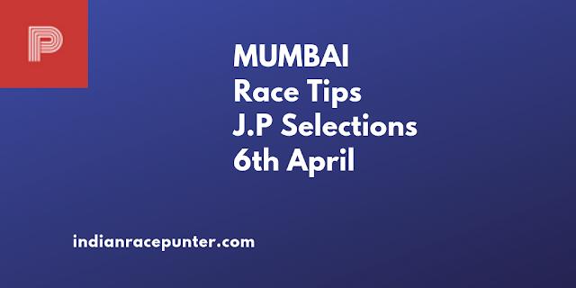 India Race Tips 6th April, India Race Com, indiaracecom