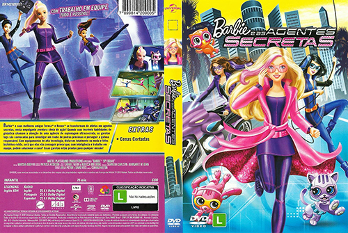 Torrent - Barbie e as Agentes Secretas Blu-ray rip