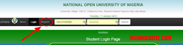 3 www.Nouonline.net Student Portal Register button for New Students Registration.png