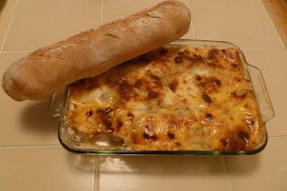 Cauliflower with Bechamel Sauce (Beshamel Soslu Karnibahar)
