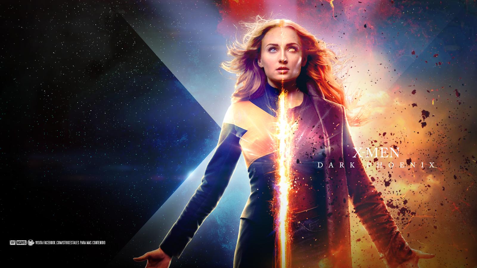 Strike Marvel Gallery Wallpaper X Men Dark Phoenix