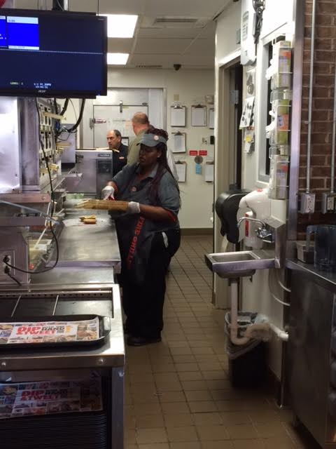 Renovated Kitchen Metal Cabinets Tomorrow's News Today - Atlanta: Burger King (and Friends ...
