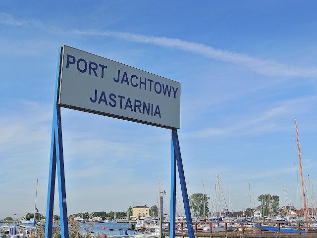 port jachtowy Jastarnia, zdjęcia, Zatoka Pucka