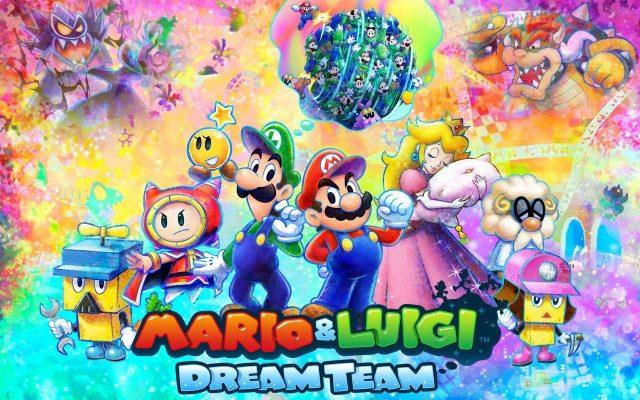 Mario Luigi Dream Team 3ds Rom Cia Download Roms Iso For Android Ios Mac Pc Emulator