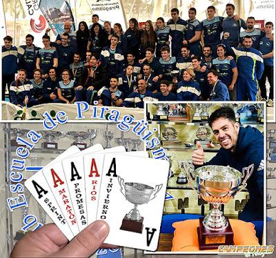 Piragüismo Aranjuez campeón de España