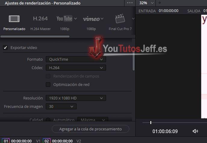 editor de video profesional sin marca de agua