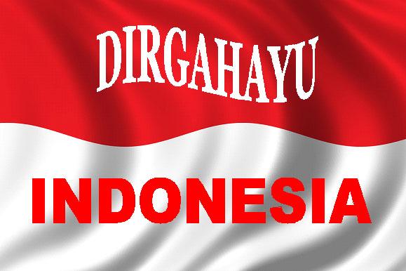 Dirgahayu Indonesiaku Damai Sejahtera  Cinta sejuta makna