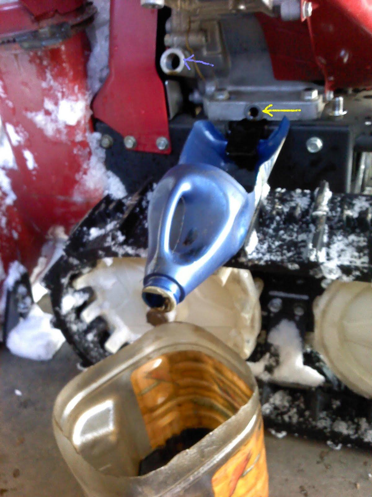 Hydro Gear Oil Change | Zef Jam