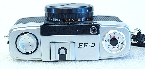 Olympus Pen EE-3 Top