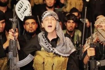Child Terrorist Australia