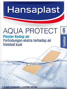 Plester Luka Anti Air Hansaplast