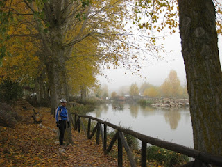 Alar del Rey. Inicio del Canal de Castilla
