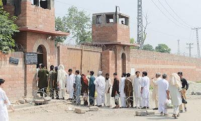Peshawar Central Prison, Pakistan