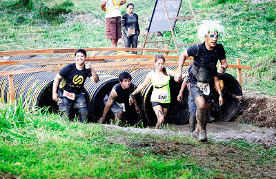 XTERRA obstacle course